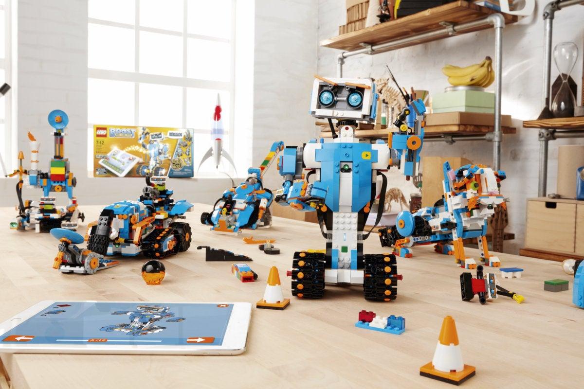 lego boost robots