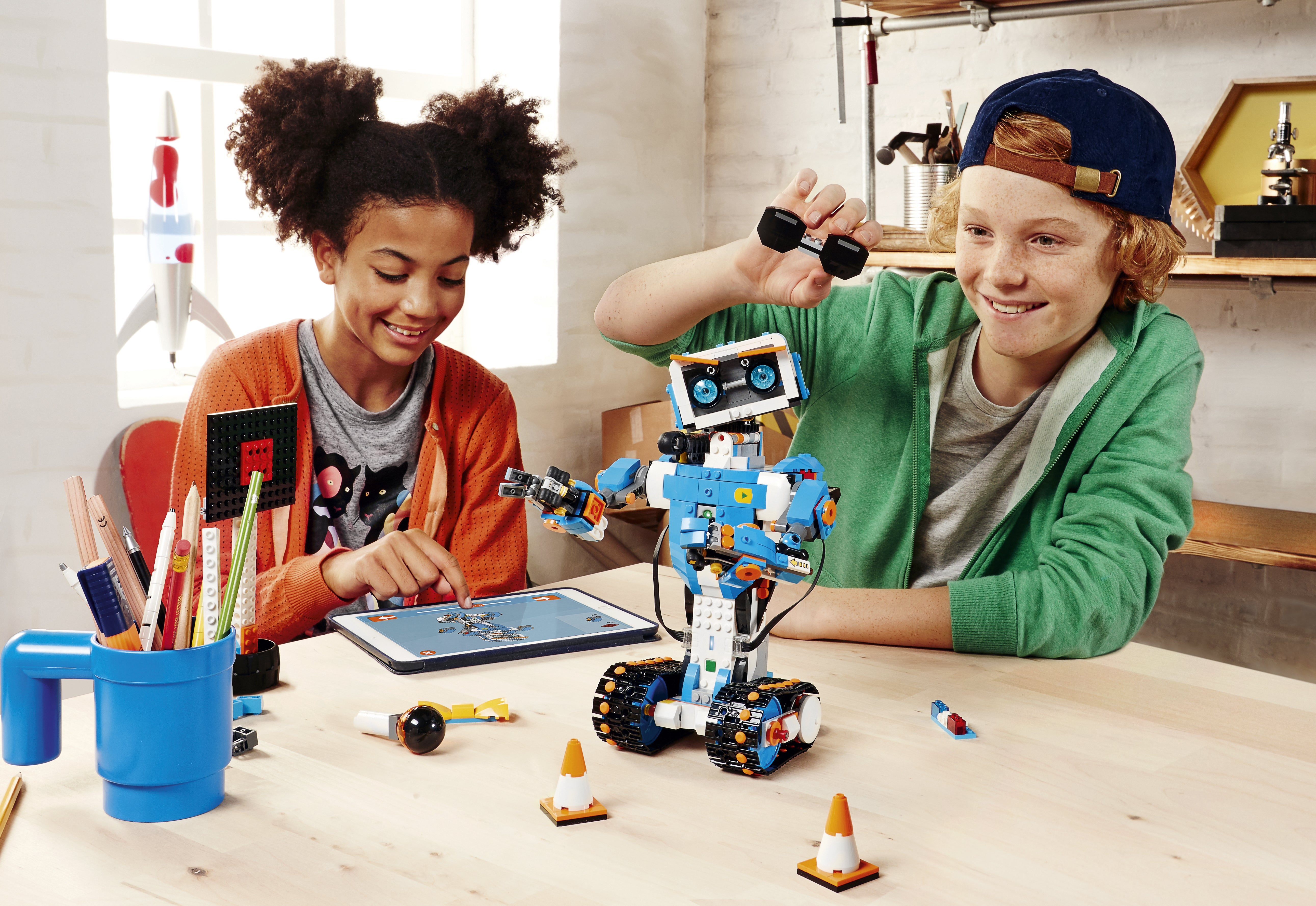 Lego Boost Review Macworld No Disassemble Ideas Proposal Makes It Easy To