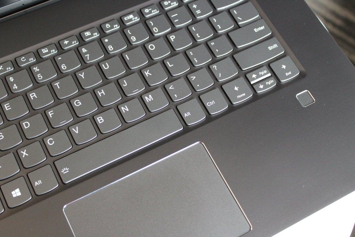 Lenovo Yoga 720 review: Discrete GTX 1050 graphics is worth the