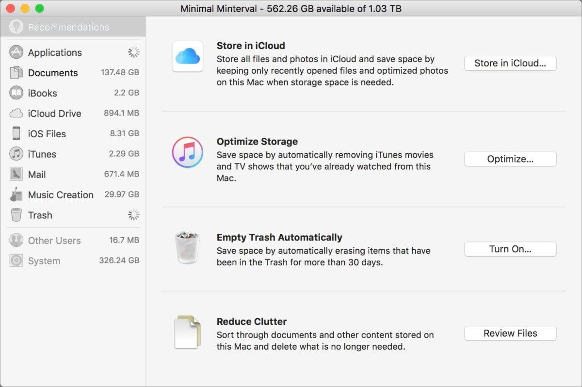Wie Sie Ihren iCloud-Dateispeicher besser verwalten können