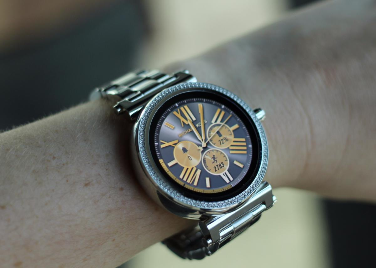 Michael Kors Access Sofie Review A Polished Piece Of Connected