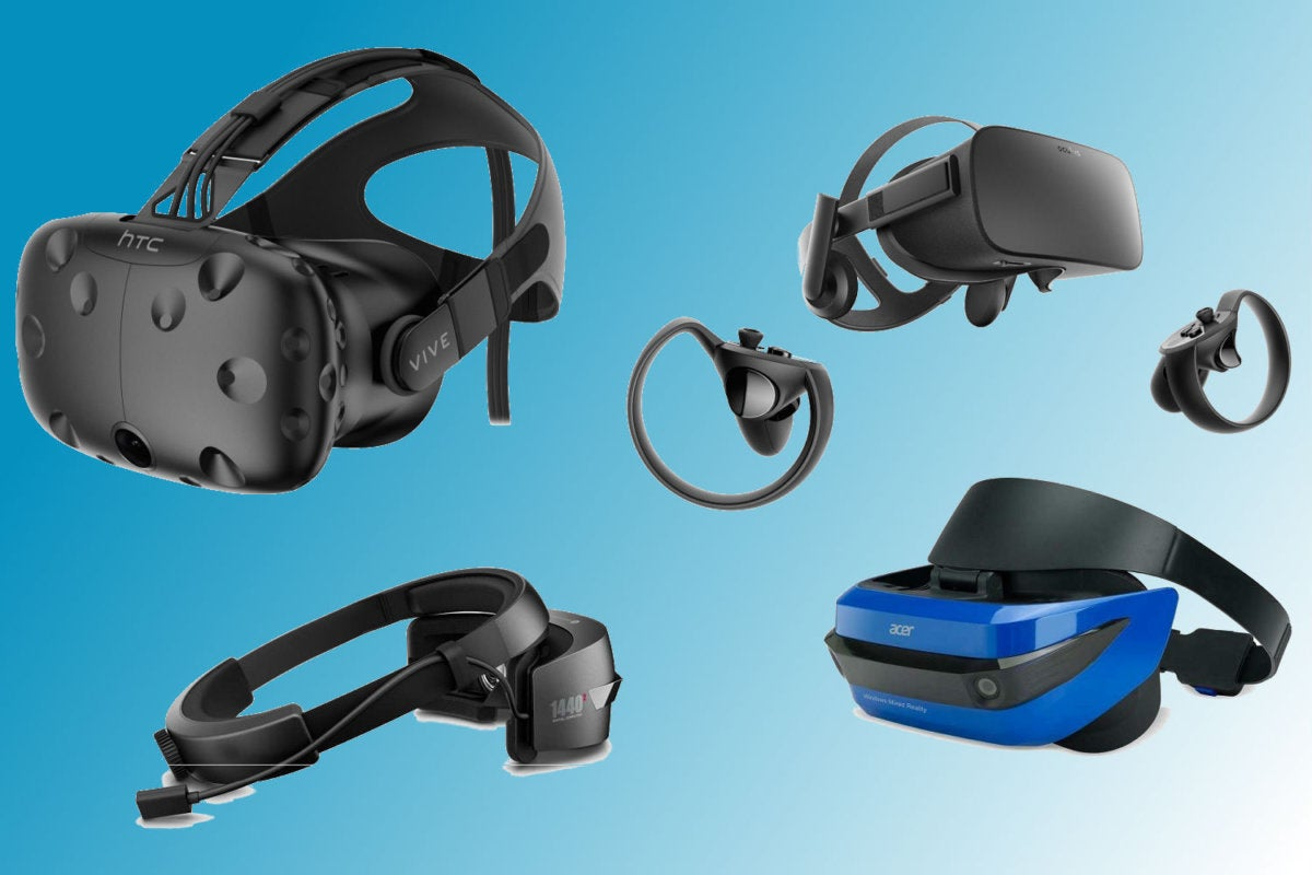 HTC Vive vs  Oculus Rift vs  Windows Mixed Reality | PCWorld