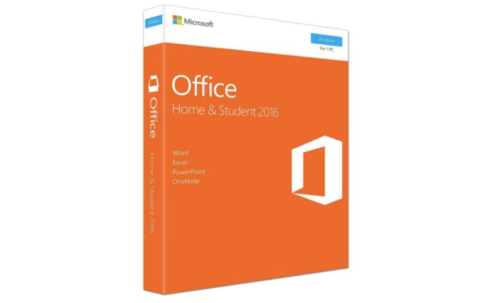 Microsoft office 2016 large better