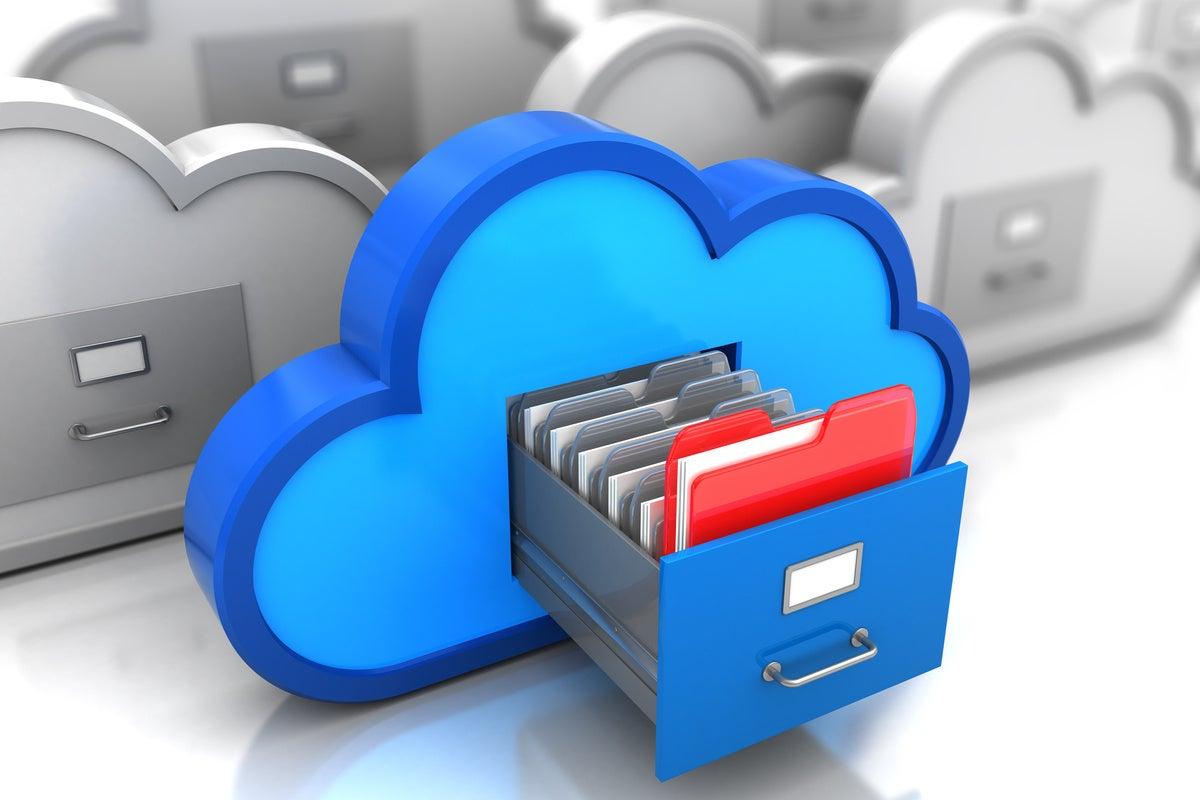 online backup cloud service