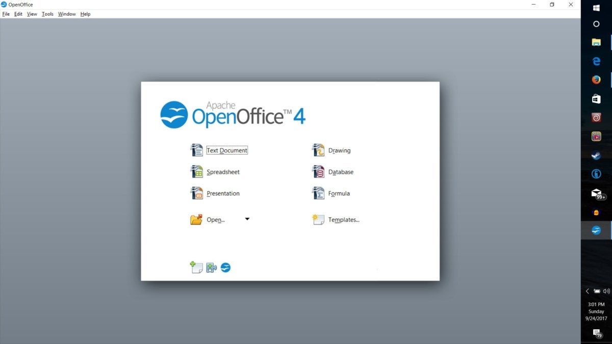 Apache open office review the original office alternative pcworld open office splash cheaphphosting Image collections