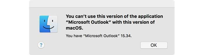 powerpc applications are no longer supported microsoft office