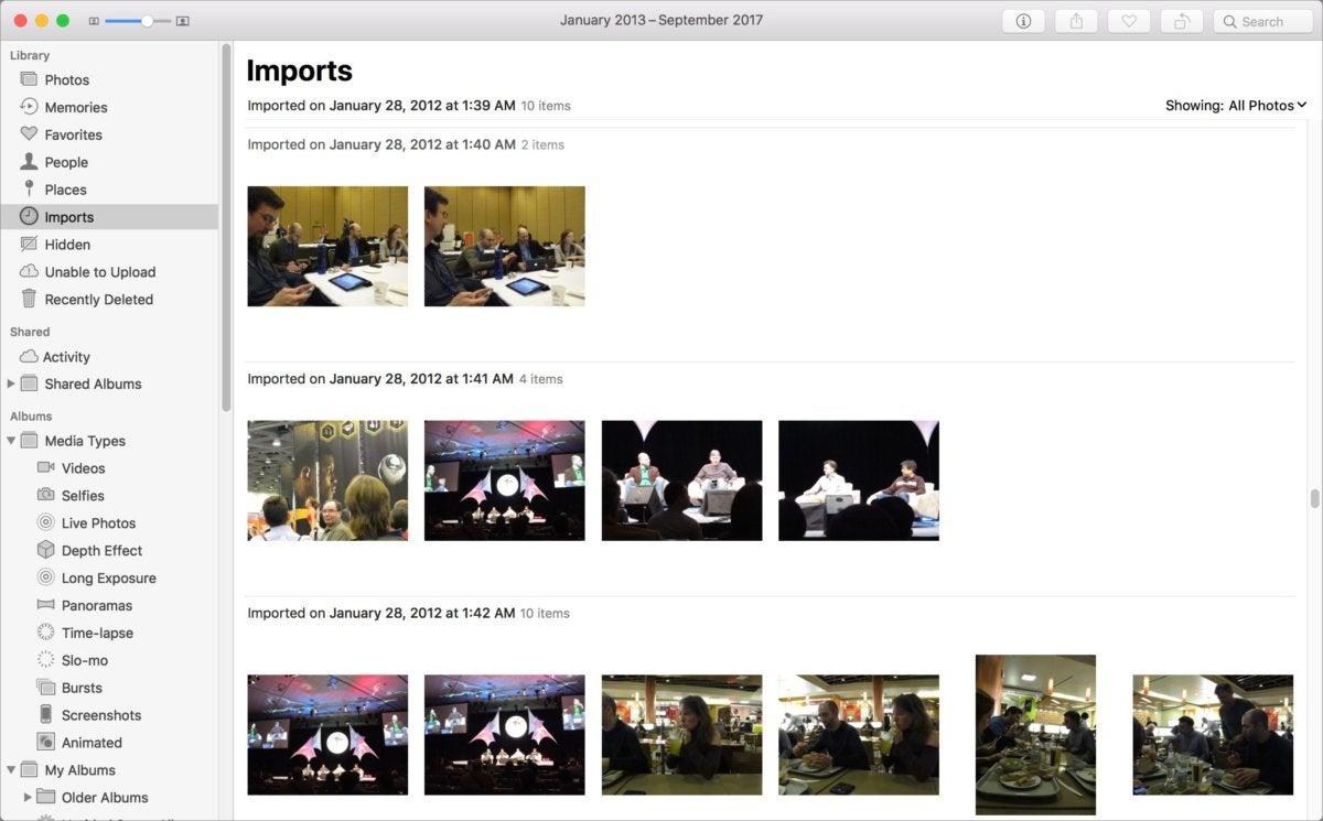photos high sierra imports organized