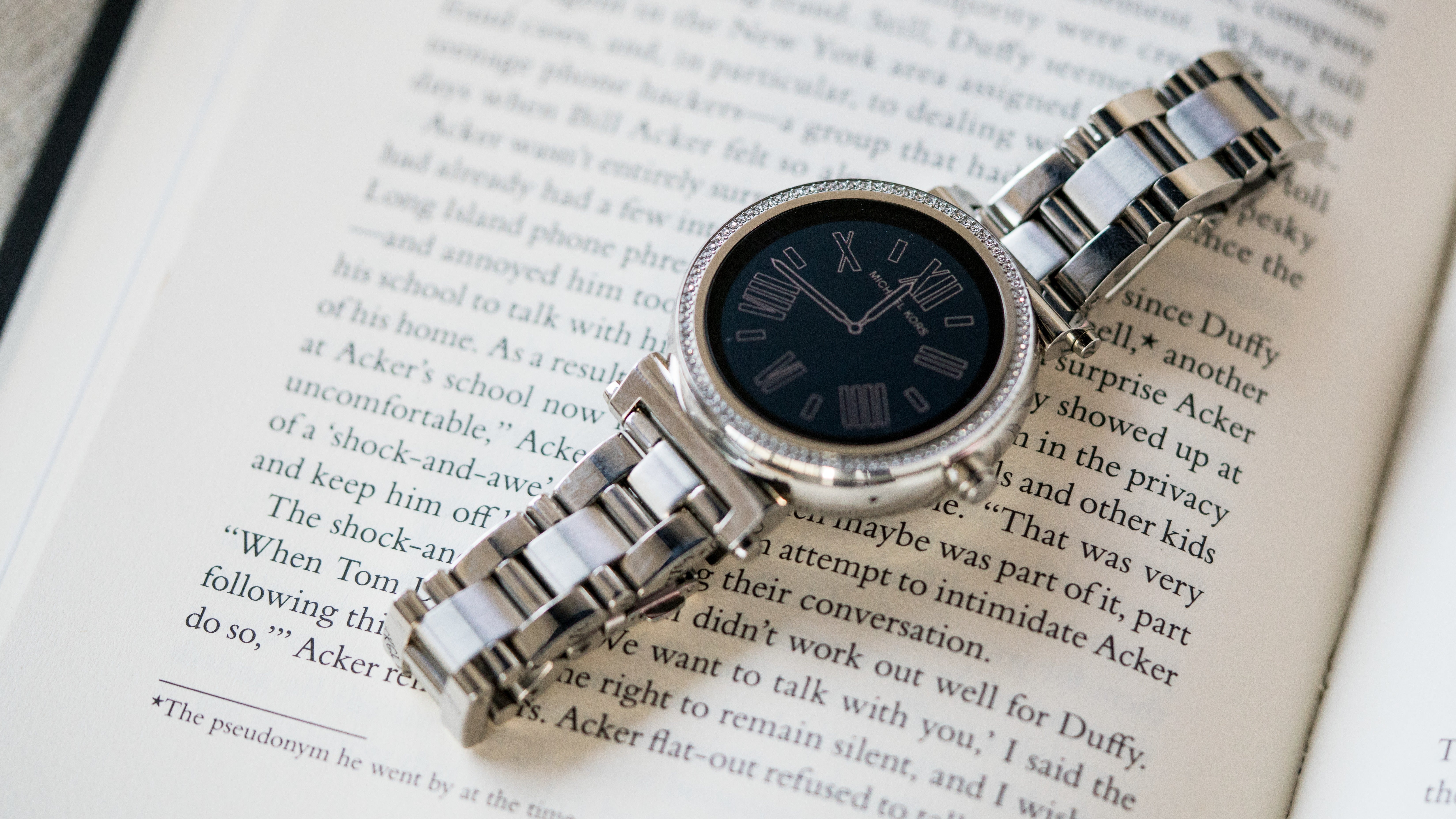 Michael Kors Access Sofie Review The Prettiest Android