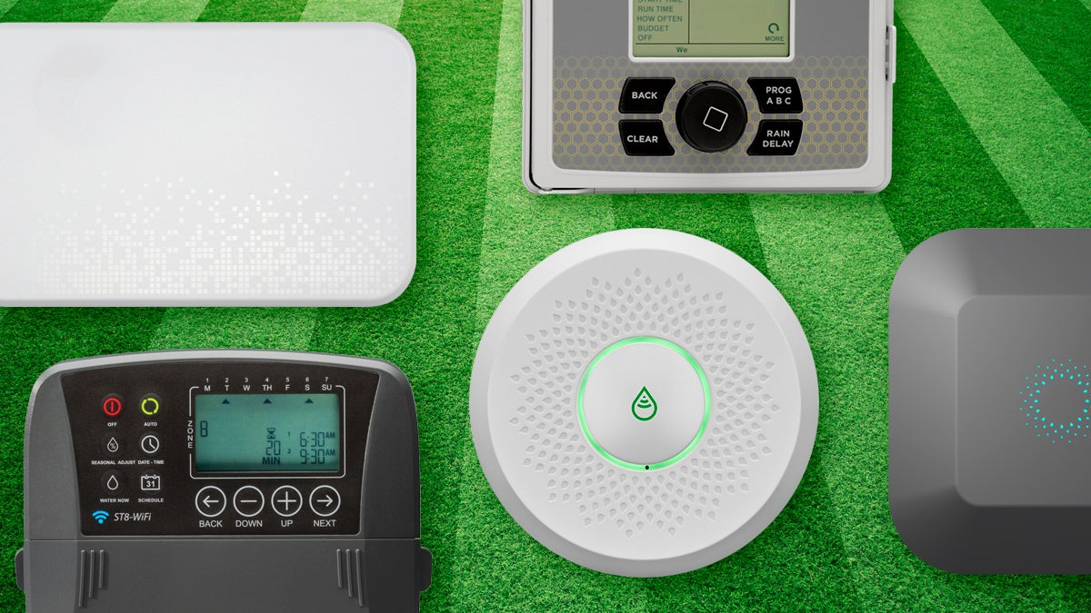 Best smart sprinkler controllers 2019: Reviews and buying advice