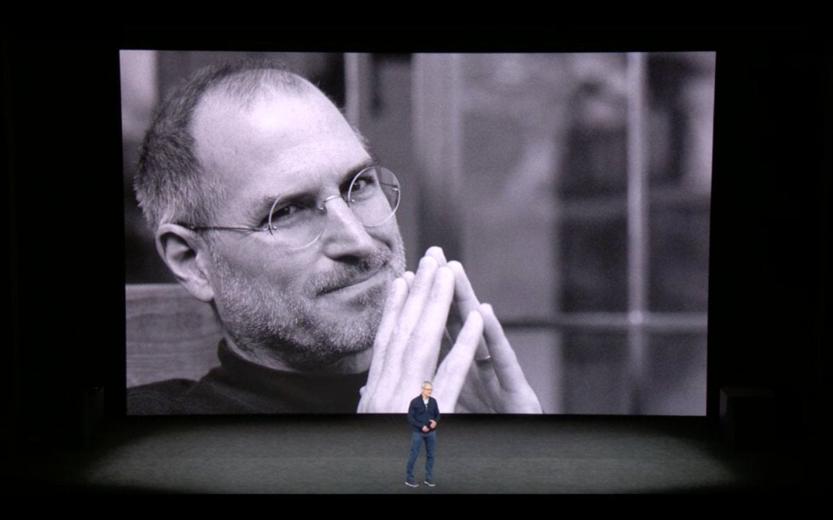 steve jobs apple event