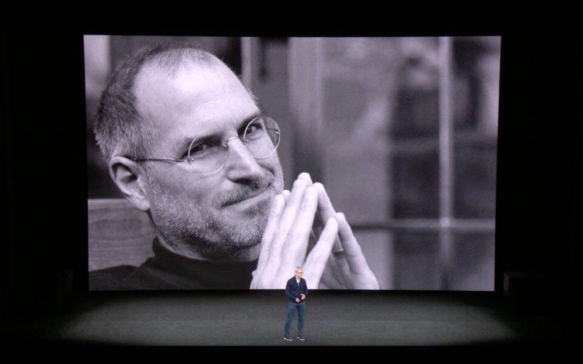 steve jobs apple event
