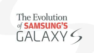 the evolution of samsungs galaxy s