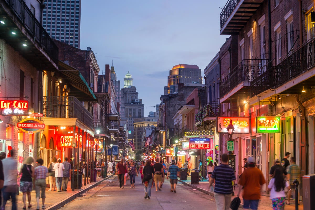 New Orleans alleged to have secretly used Palantir predictive policing