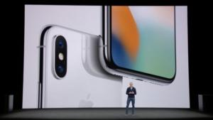 tim cook iphonex