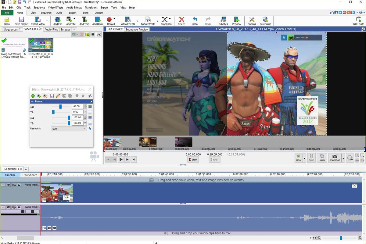 VideoPad Video Editor review: A great starter kit for up ...