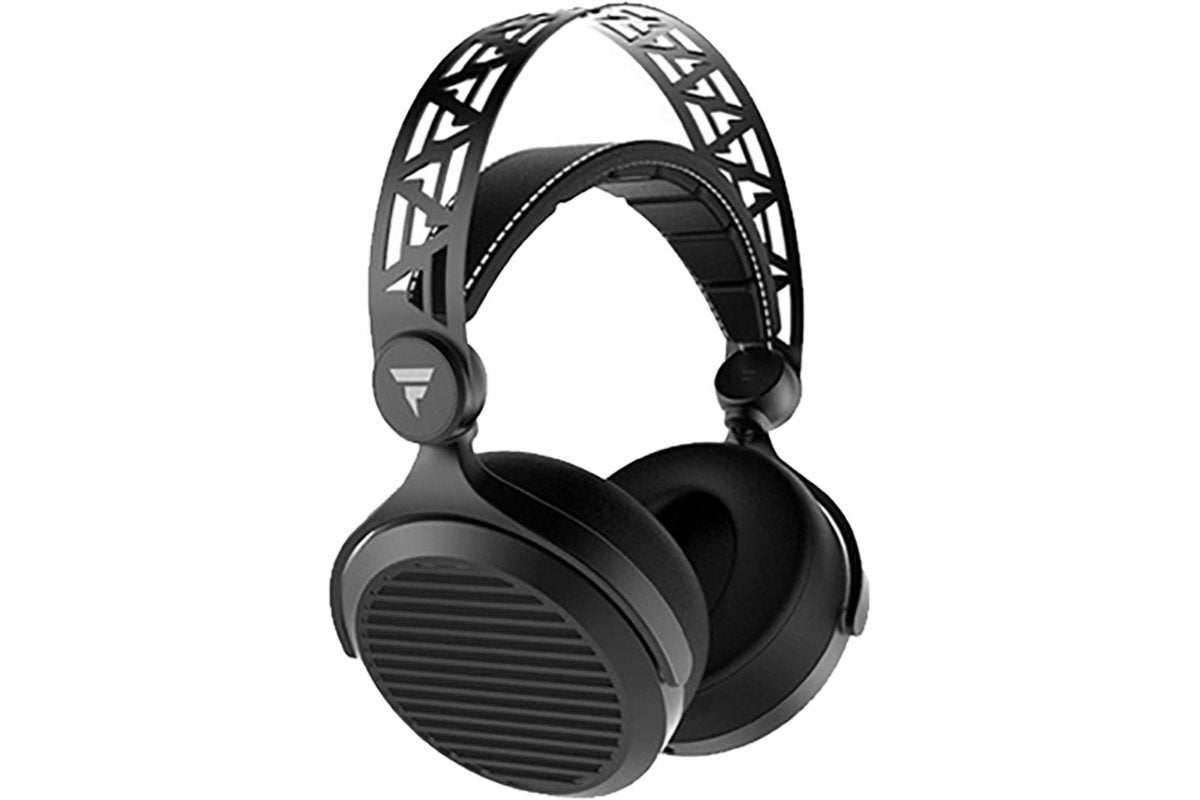 Tidal Force's Wave 5 planar magnetic headphones.