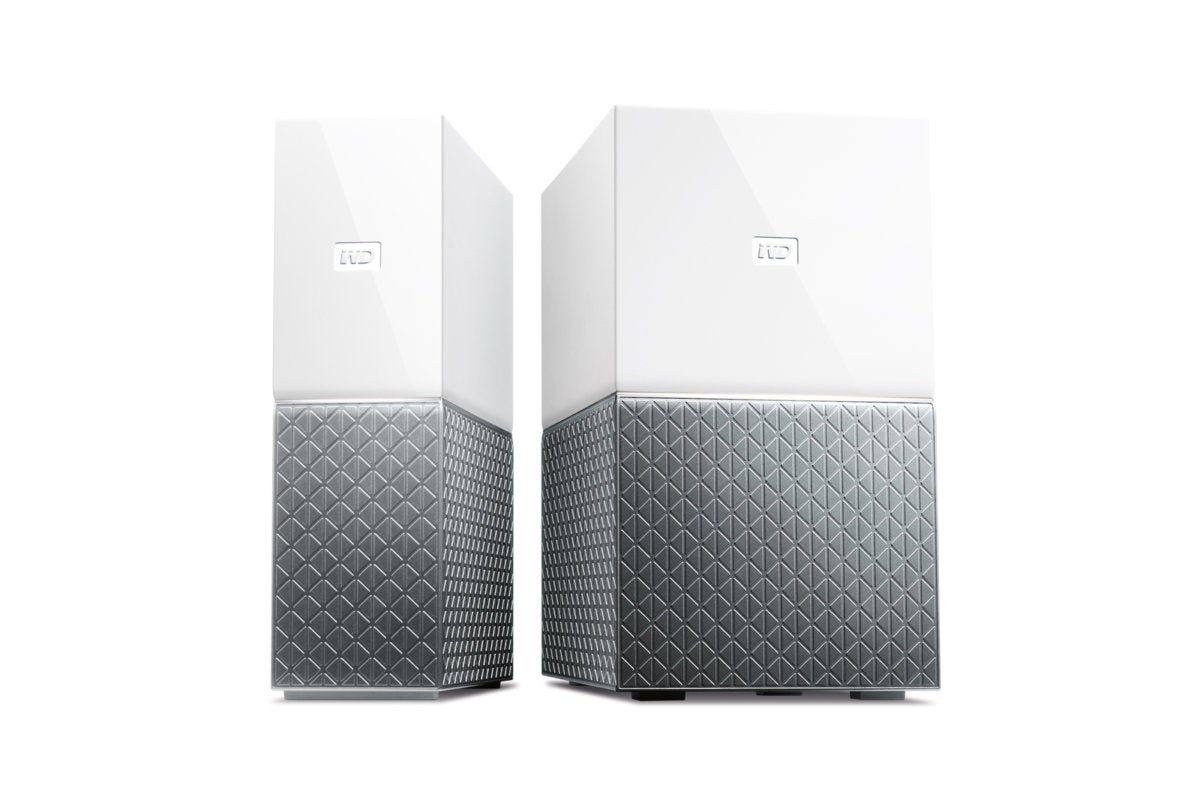 wd my cloud home single and duo