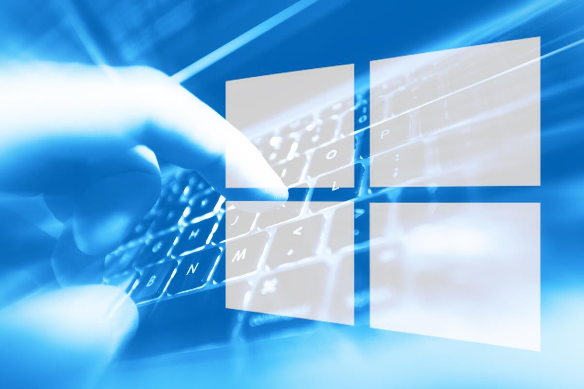 Microsoft starts to beat Windows 10 2004 drum for biz
