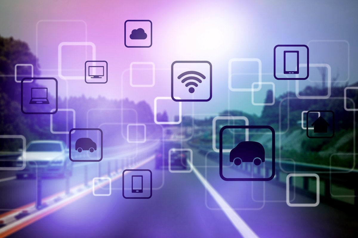 wireless mobile network - internet of things edge [IoT] - edge computing