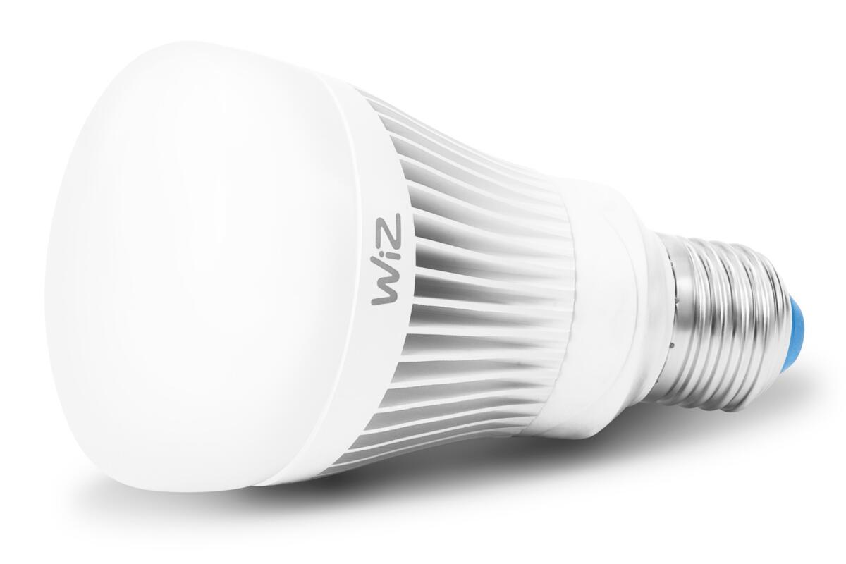 photo image WiZ Connected Lights Color A E26 Light Kit review: Wi-Fi smart bulbs on a budget