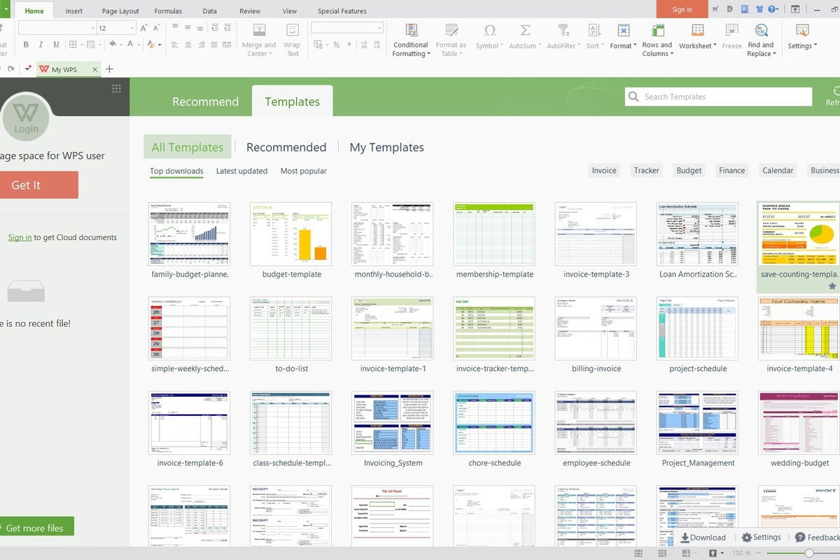 WPS Office 2016 review: A true Office alternative | PCWorld
