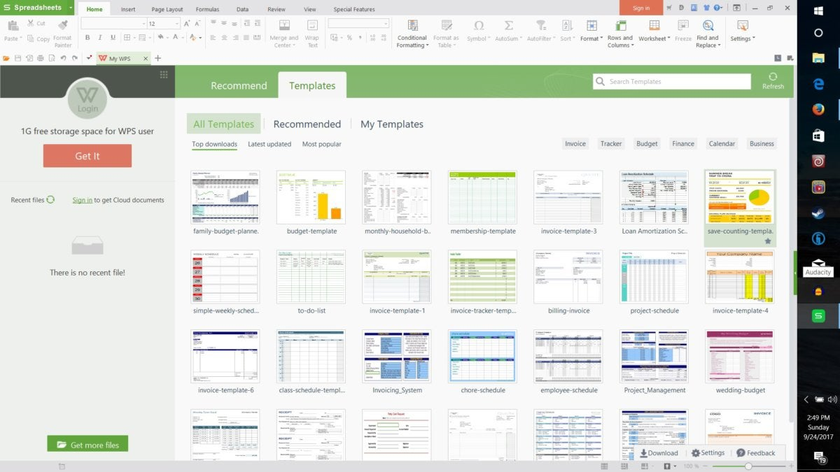 wps office 2016 review  a true office alternative