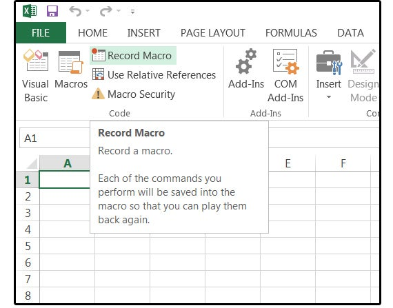 Excel macros: Essential rules, tips and tricks