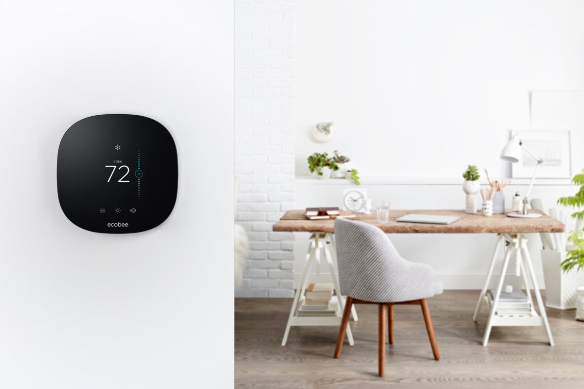 photo image Ecobee3 Lite smart thermostat review: The lower price comes at the expense of signature feature