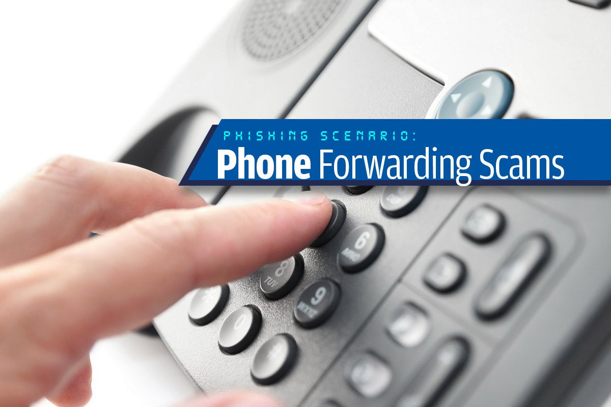 12a phone forwarding scams