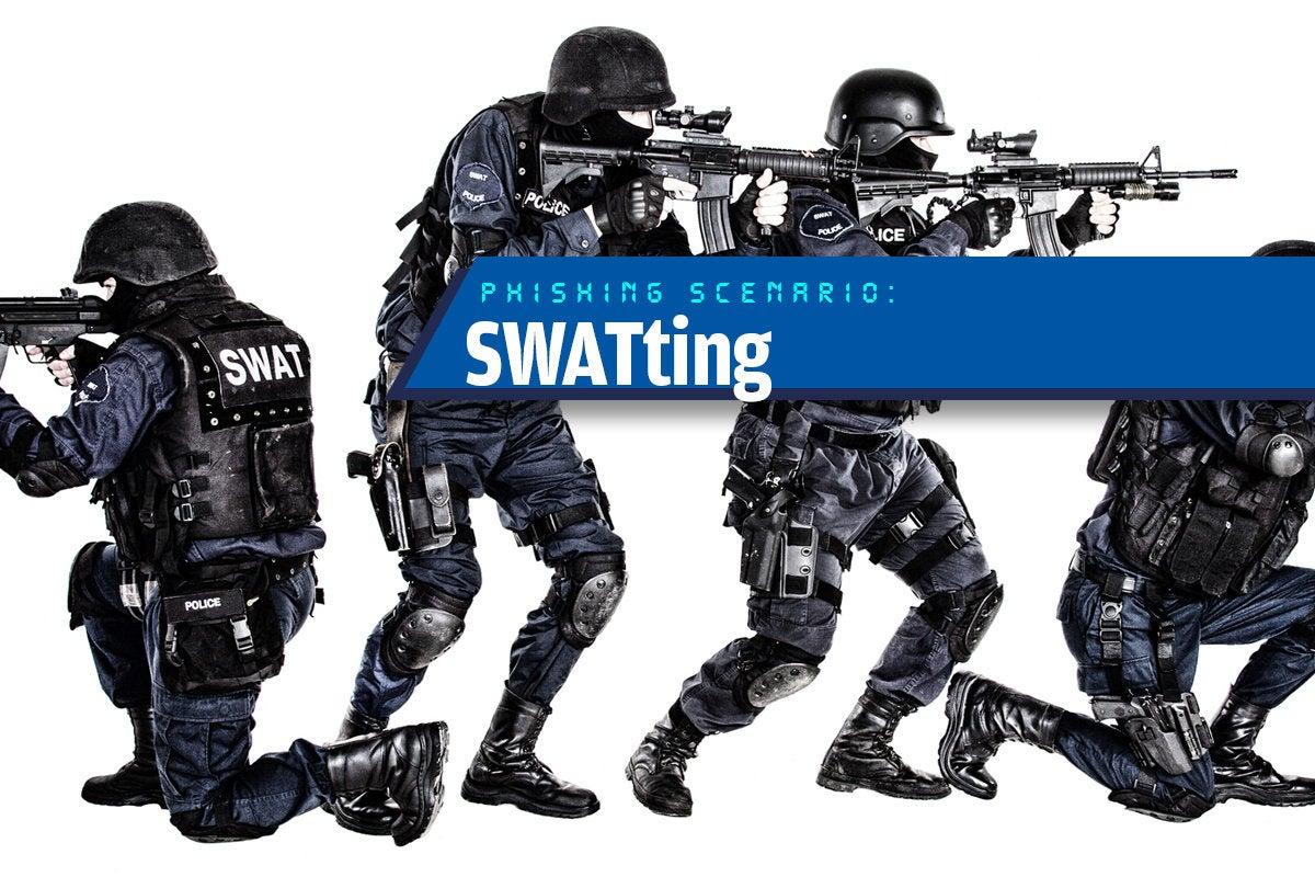 14a swatting