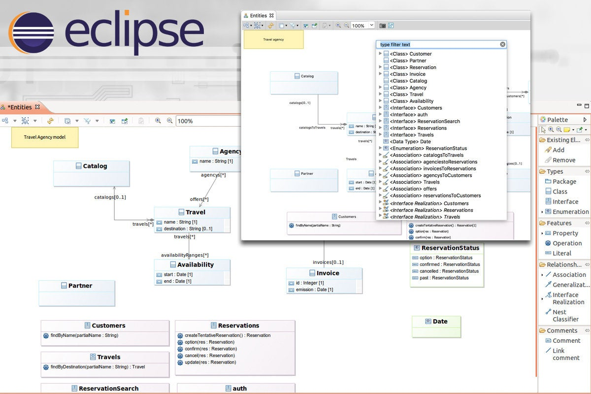 21 eclipse plug ins to make the most of eclipse ide infoworld 17 uml designer ccuart Gallery