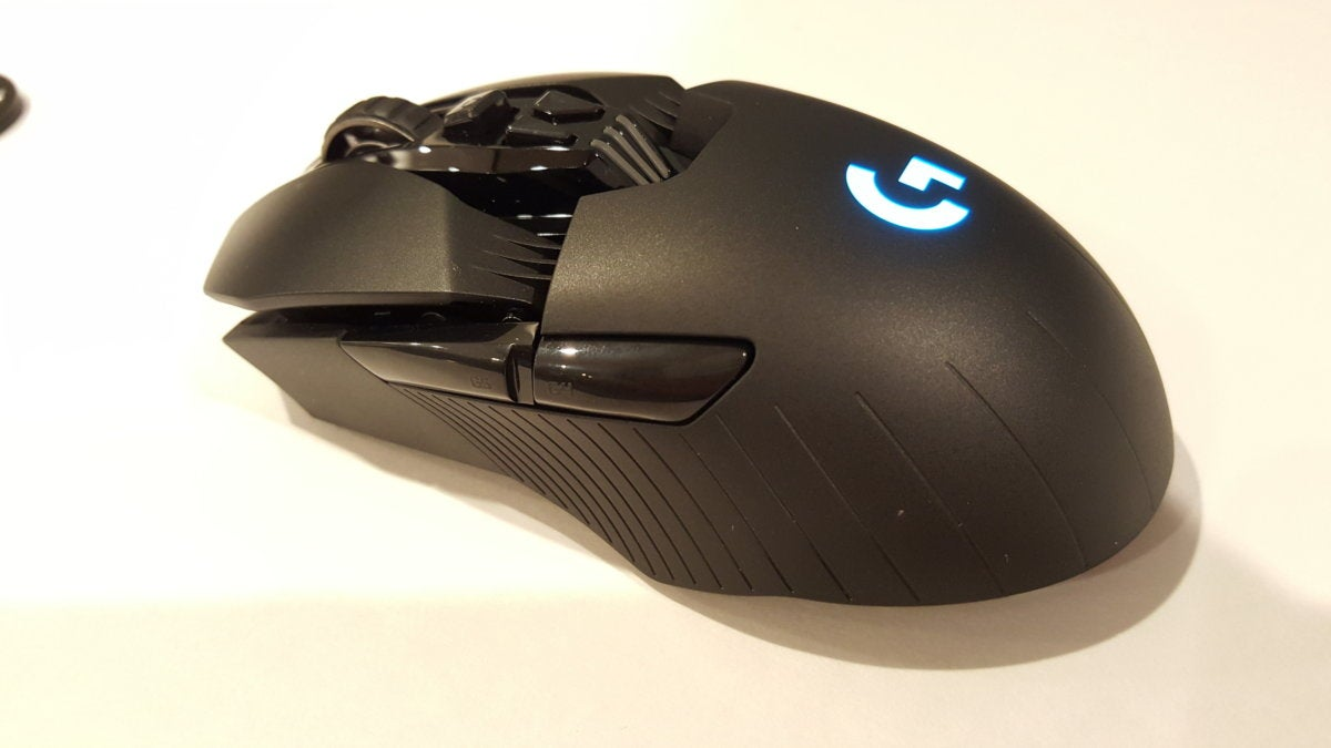Logitech G903 review: The best wireless mouse that (lots of) money