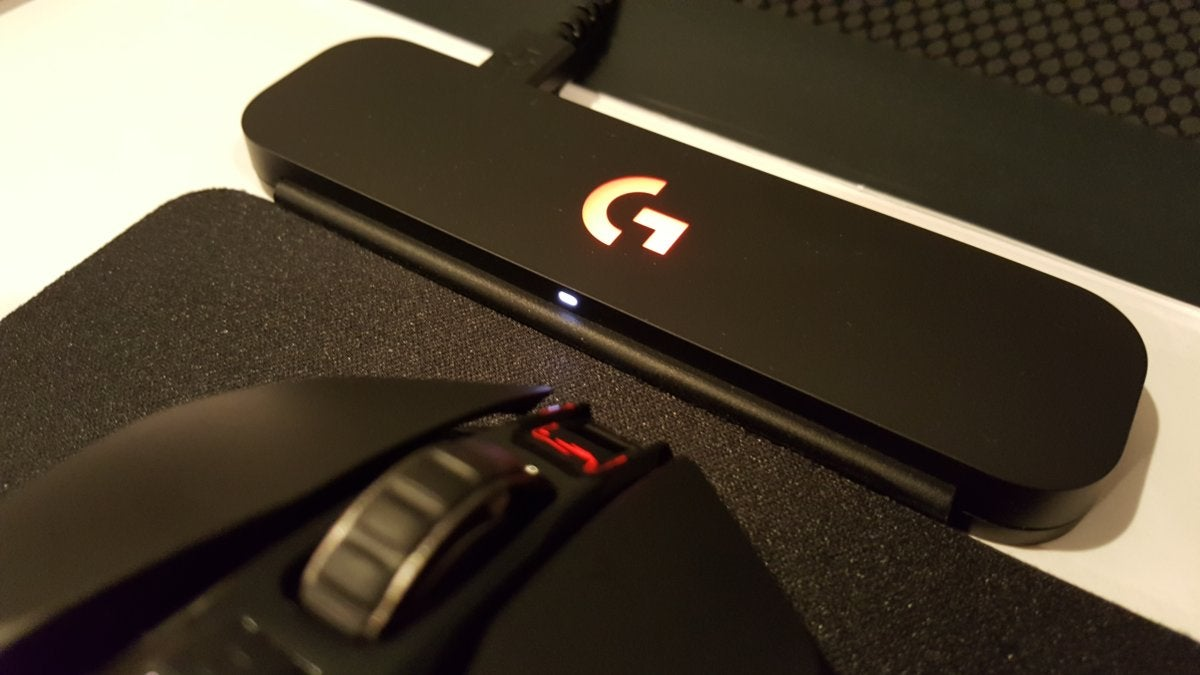 Logitech G903 review: The best wireless mouse that (lots of