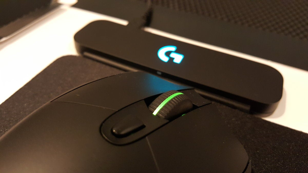 Logitech G703 review: A mainstream wireless mouse with some