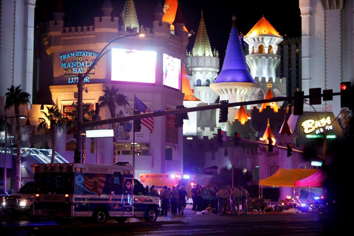 FBI asks people for digital evidence of Las Vegas shooting