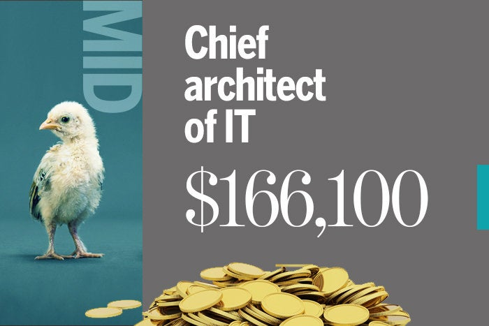 1. Chief architect of IT