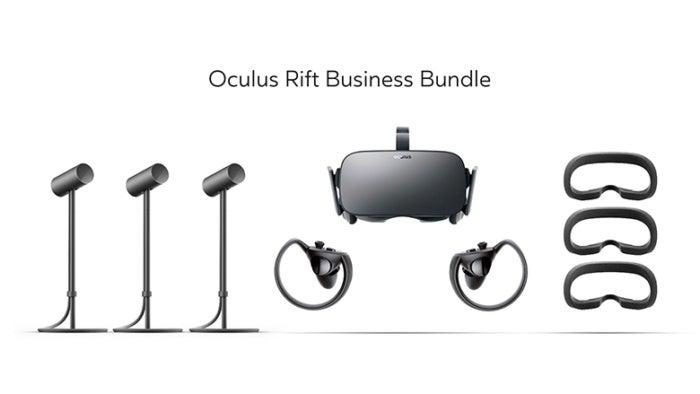 Oculus for Business bundle.