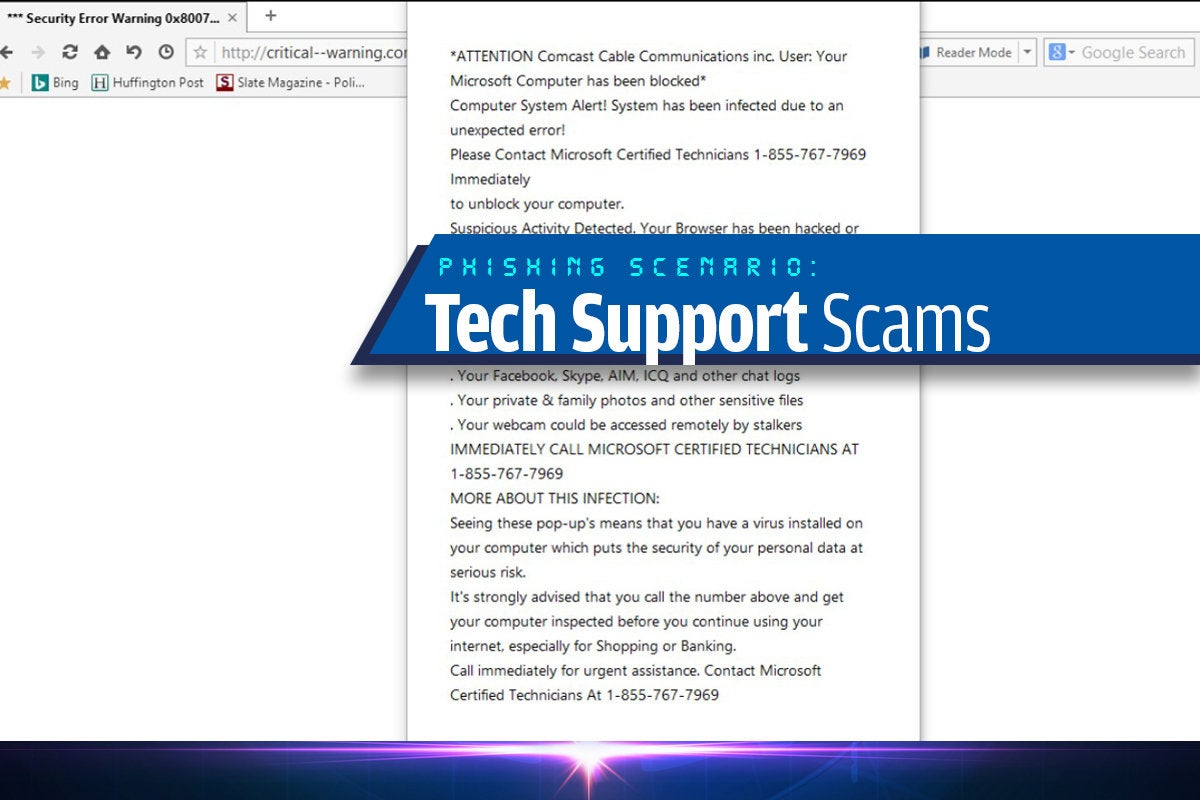 6a tech support scams