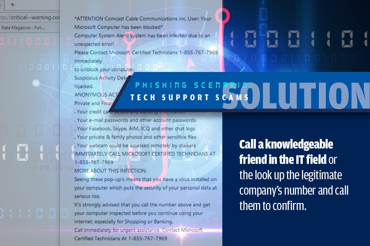 6b tech support scams