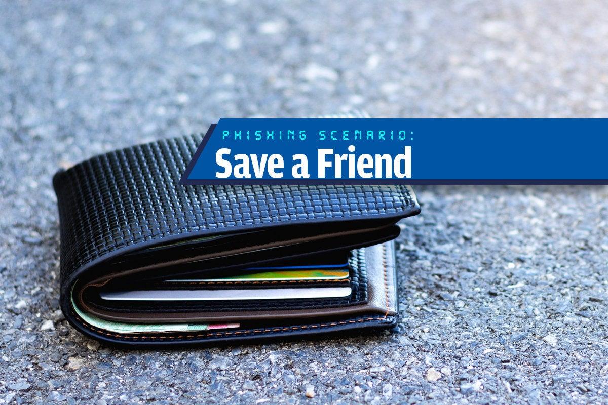 9a save a friend