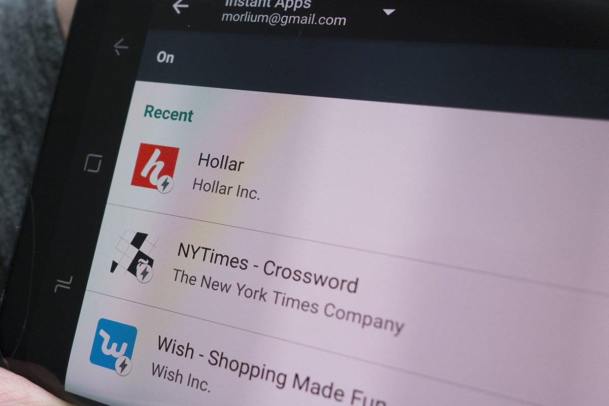 Android Instant Apps: Was sie sind und wie Sie sie auf Ihrem Telefon
