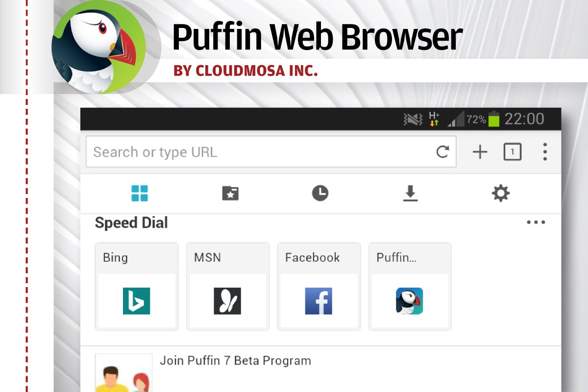 how to use puffin without proxy