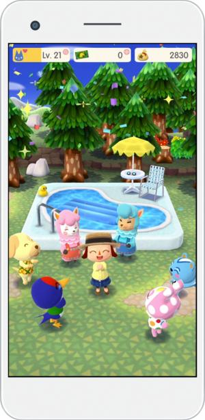 animal crossing mobile friends