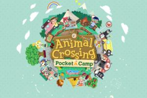 animal crossing mobile logo