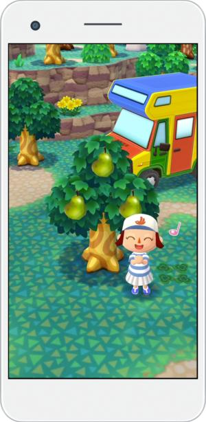 animal crossing mobile tree