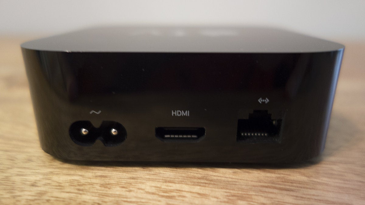 apple tv 4k ports