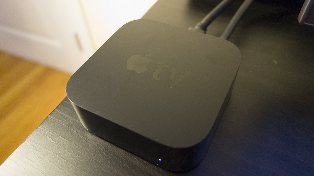 apple tv 4k room