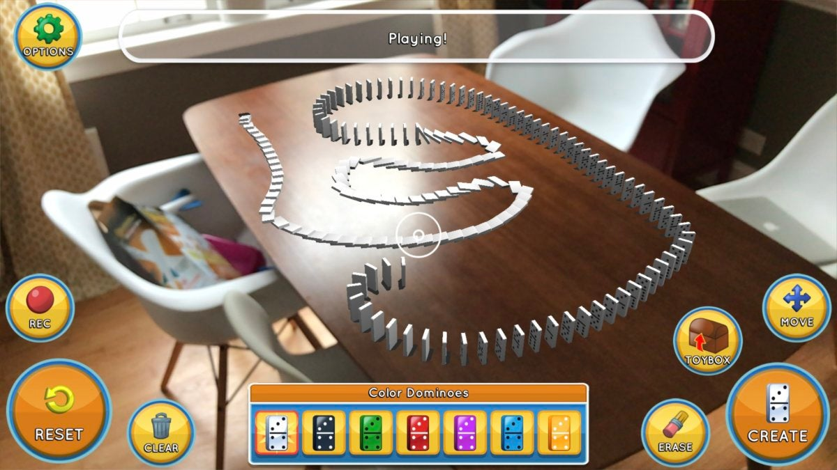 10 of the best ARKit apps and games to try for iOS 11 | Macworld