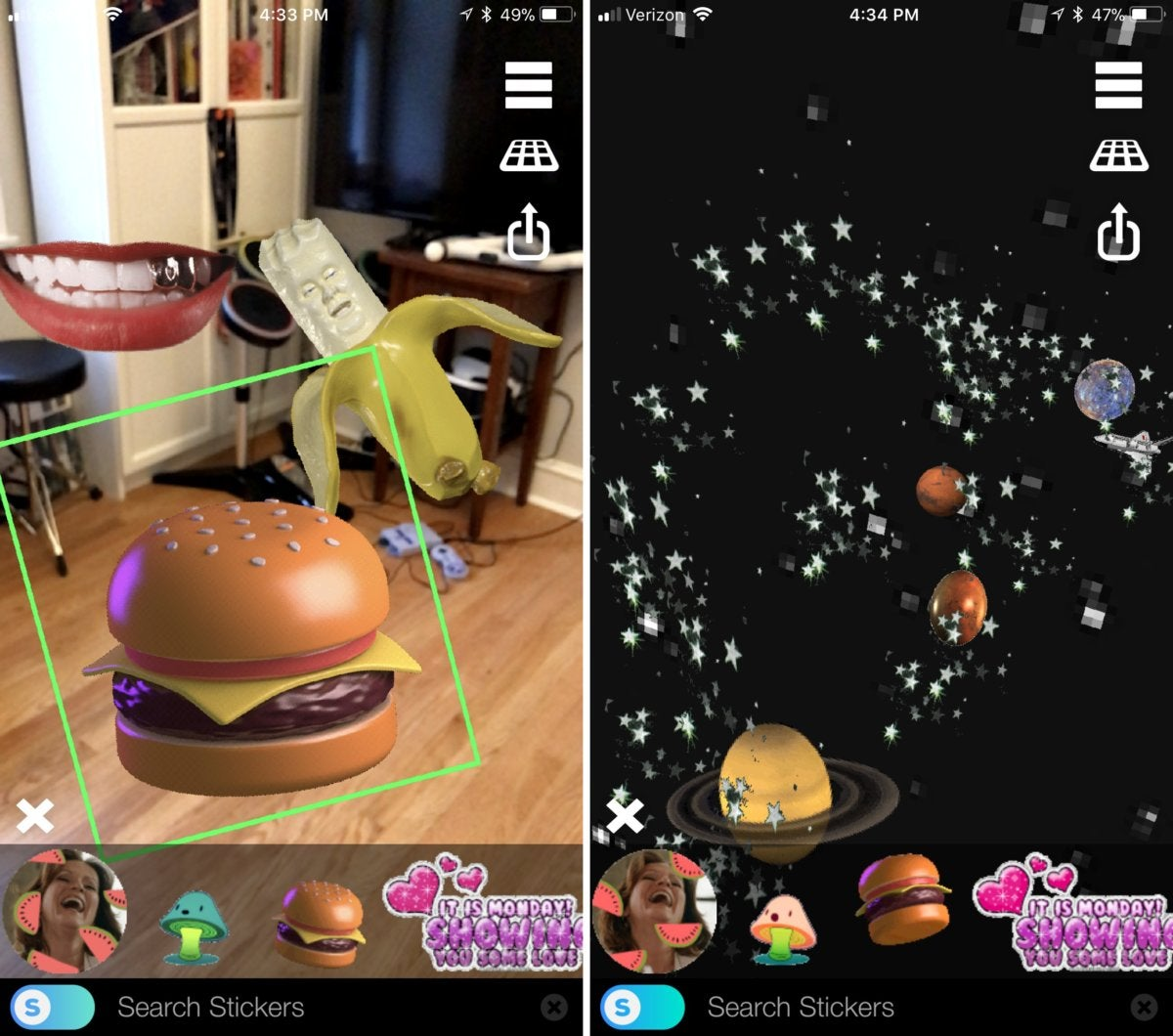arkit giphy world