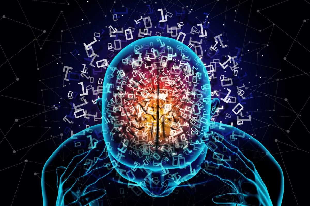 brain-computer interface - binary mind - telepathic computing